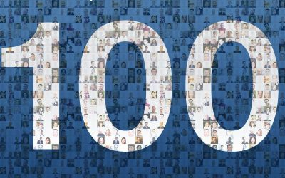 As of last week, we are over one hundred strong!