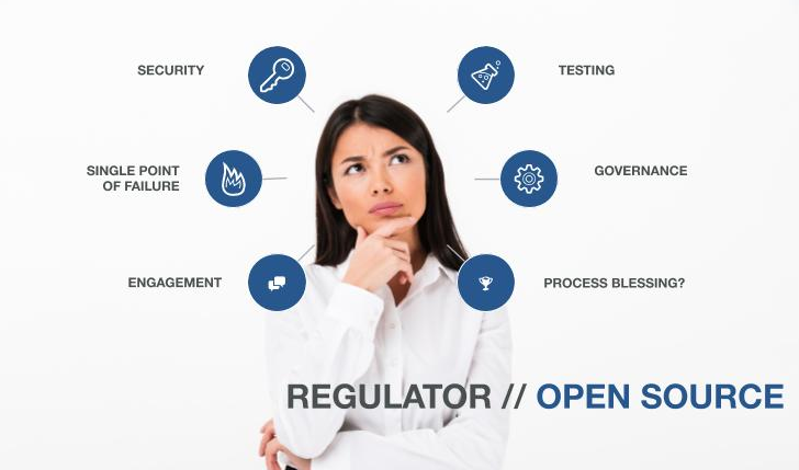 Regulator objections open source